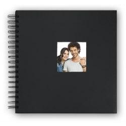 ZEP SW2520N Swiss 40 black parchment pages
