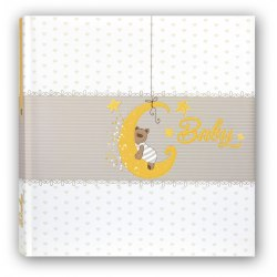 Album ZEP AA242420C Mia BOX 40 str. pergaminowy białe strony