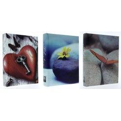 Album BB46200 Nature 10x15 cm 200 zdj. szyty z miejscem na opis
