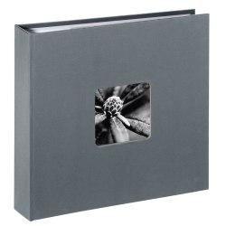 Album Hama Fine Art 46160 22x22,5 - 80 str. białe strony - szary