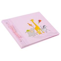 Album ZEP LU323220 Laurea 40 str. pergaminowy białe strony + BOX
