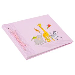 ZEP LU323220 Laurea 40 white parchment pages