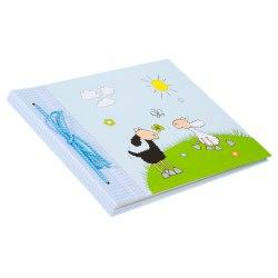 Album Gldbuch 04134 Happy Animals 40 str. pergaminowy białe strony + BOX
