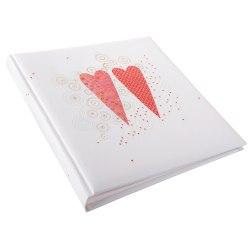 Album Gldbuch 08173 Love 60 str. pergaminowy białe strony