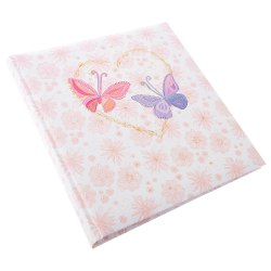 Goldbuch 08176 Love 60 white parchment pages