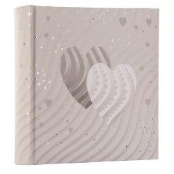 Album Goldbuch 17285 Silver Hearts 10 X 15 200 zdj. z opisem