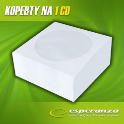 Koperty do CD z OKNEM 100 szt.