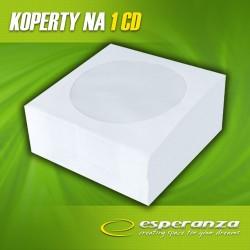 Koperty do CD z OKNEM 100szt.