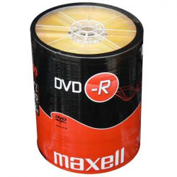 DVD-R Maxell 100