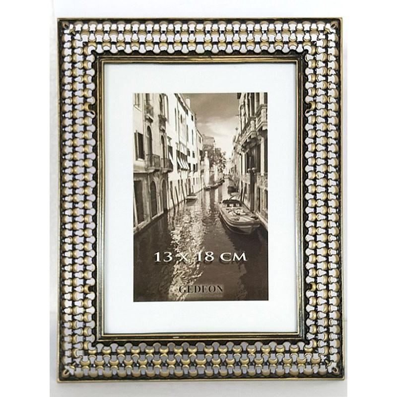 Photo Frame RM0357G 13x18 cm casted