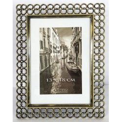 Photo Frame RM1457G 13x18 cm casted