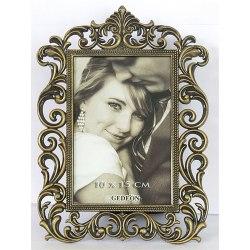 Photo Frame 10x15 cm casted RM0446G
