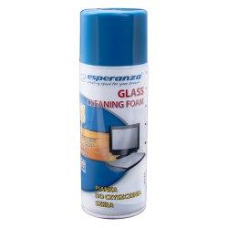 Pianka do czyszczenia plastików ES104 Esperanza 400 ml