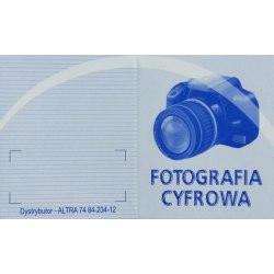 Koperty Legitymacyjne Fotografia cyfrowa 100 szt.