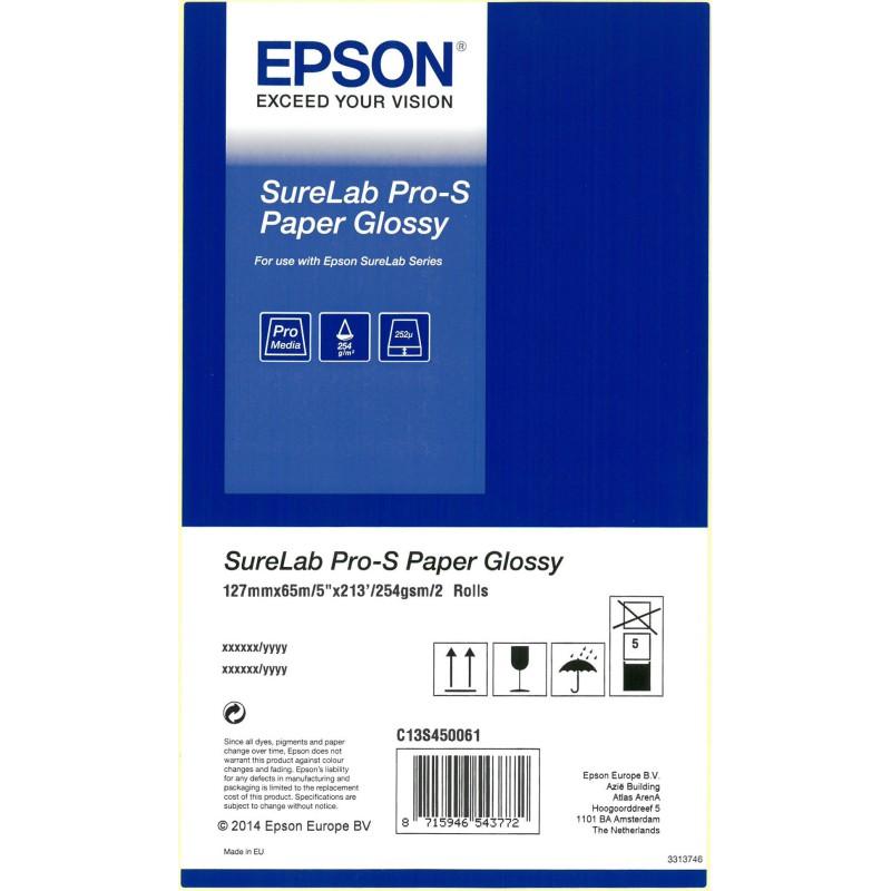 Paper Fuji InkJet 12,7 Glossy 65 m