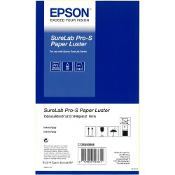 Paper Epson Pro-S InkJet 12,7 Luster 65 m