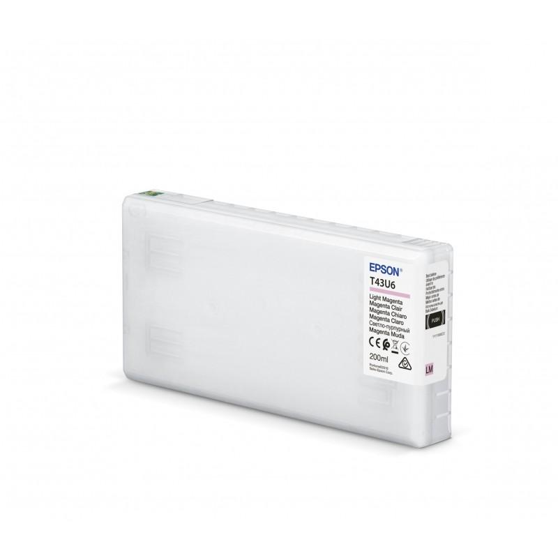 Cartridge T43U3 MAGENTA Epson SL-D800 200 ml