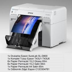 Papier Epson Pro-S InkJet 21,0 A4 Luster 65 m