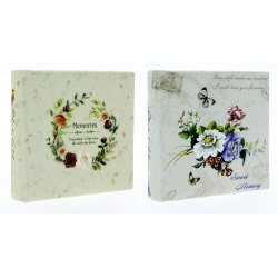 Album KD46100 Memo Color 10x15 cm, 100 pictures, sewed with space for description
