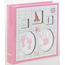 Album Fandy KD46200WB Trickle w pudełku 2 kolory 10x15 cm 200 zdj. z miejscem na opis