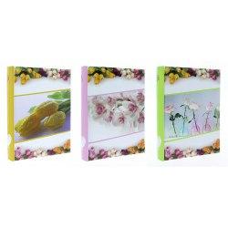 Album B46200 Flower love 10x15 cm 200 zdj szyty z miejscem na opis