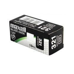Maxell SR 616 SW 321 10 pcs