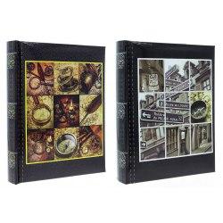 Album B46200 Moderat 10x15 cm 200 zdj szyty z miejscem na opis