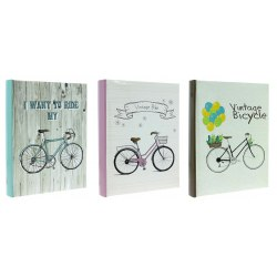 Album B46200 Retro Bikes 10x15 cm 200 zdj. szyty z miejscem na opis