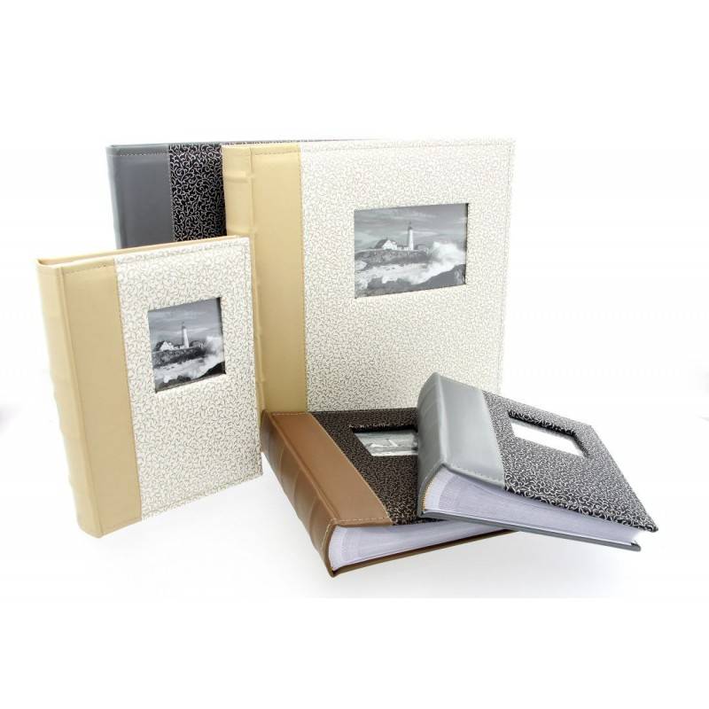 DBCL30 Powerful B - 60 black parchment pages