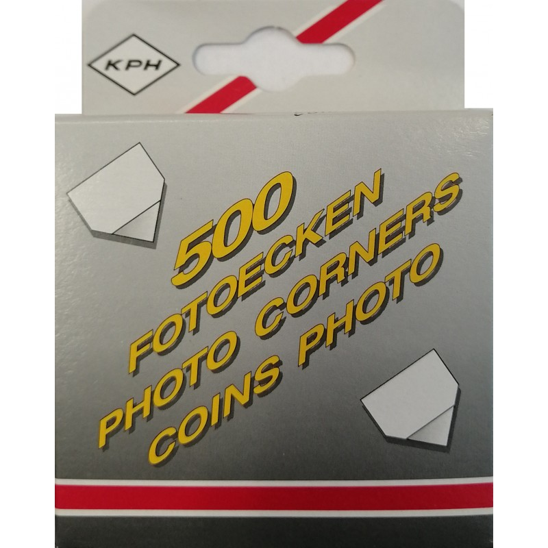 Foto narożniki KPH 500 szt.
