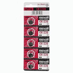 Bateria Maxell CR 1220