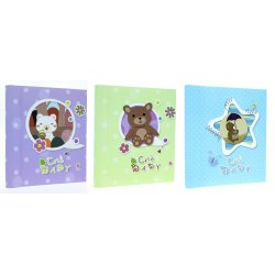DRS30 Cute Baby 60 pages, magnetic foil