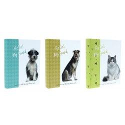 Album KD46200 Cat & Dog 10x15 cm 200 zdj. szyty z miejscem na opis