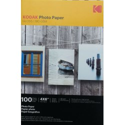 Paper photo glossy Kodak 097 10X15 180/100