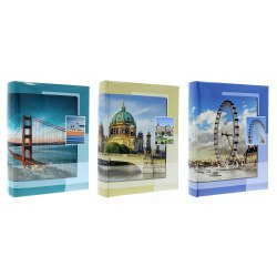 B46300/2 Cleo - 10 x 15 cm, 300 pictures, sewed
