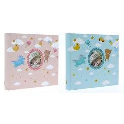 Album BBM46200 Baby 8 G 10 x 15 cm 200 zdj. szyty z opisem na boku