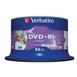 DVD+R do nadruku Verbatim Cake 50 szt.
