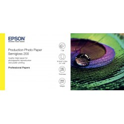 Papier Epson InkJet SEMIGLOSS 610mm/30m