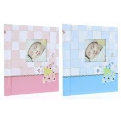 Album DRS30 Baby Checker 60 str. folia magnetyczna
