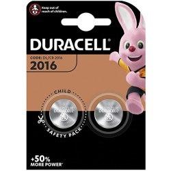 Duracel CR-2016 2 pcs
