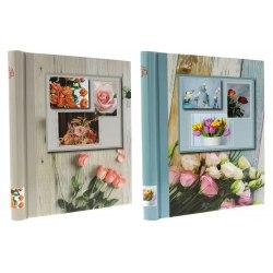 Album DRS10 Flower Power 20 str. folia magnetyczna