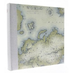 DBCM50 Carte 100 white parchment pages