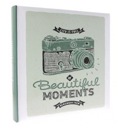 DBCM50 Camera 100 white parchment pages