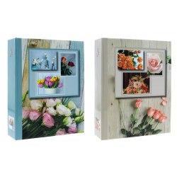 Album B46200 Flower Power 10x15 cm 200 zdj szyty z miejscem na opis