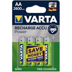 Akumulator Varta R6 2100 mAh 4 szt.