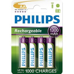Akumulator Philips R6 2600 mAh 4 szt.