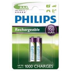 Akumulator Philips R03 700 mAh 4 szt.