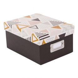 Goldbuch 85973 Bella Vista turquoise Box for 700 pic. 10x15cm size