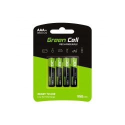 Green Cell R-03 AKU / 900 MAh/