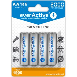 everActive R6 2000 mAh ready to use 2